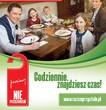 Rodzinne obiadowanie daje dobre wychowanie