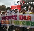 Włoski przedsmak polskich Marszów dla Życia i Rodziny
